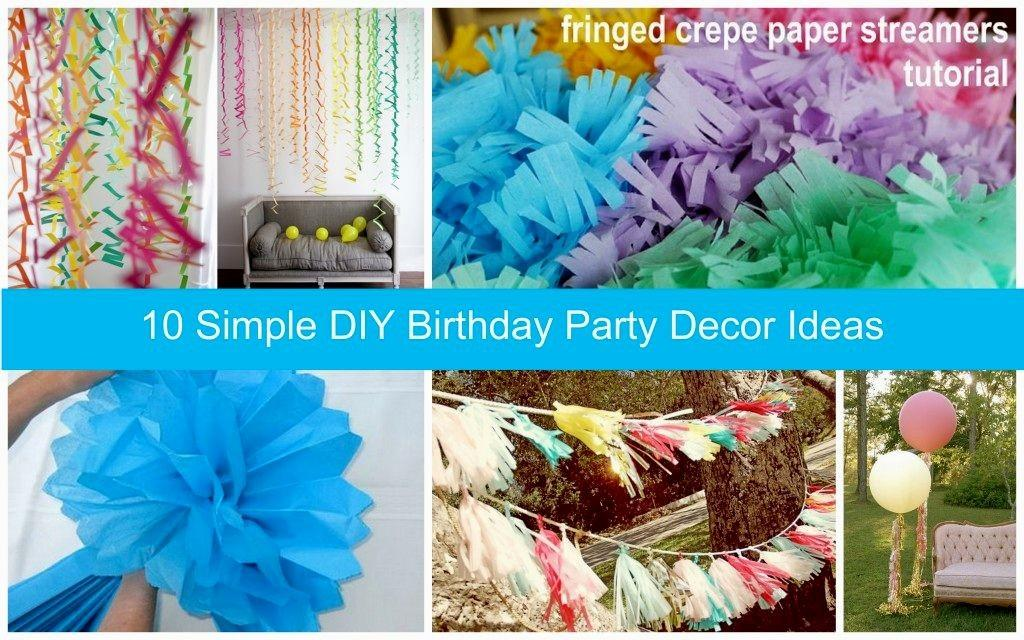 Outdoor Party Decoration Ideas Archives