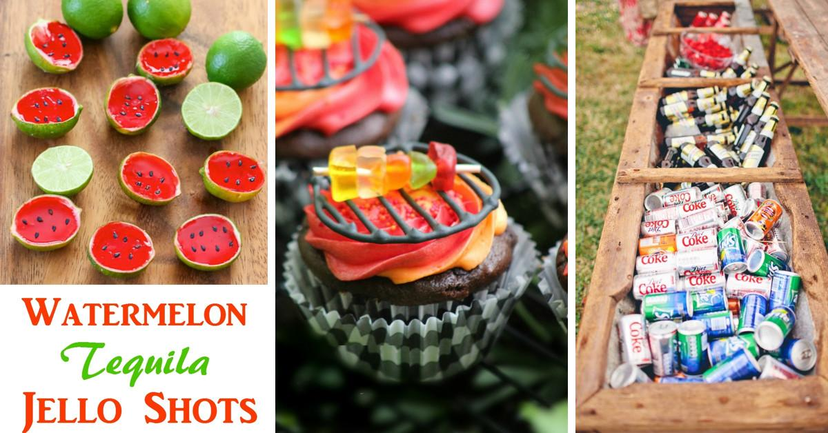 Outdoor Party Ideas Summer Need Creating