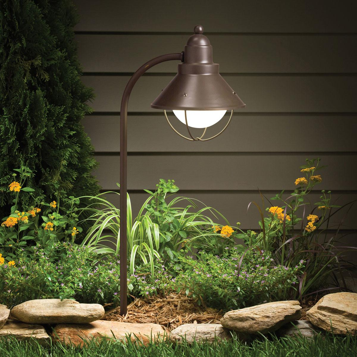 Outdoor Path Lighting Bring Many Benefits Your