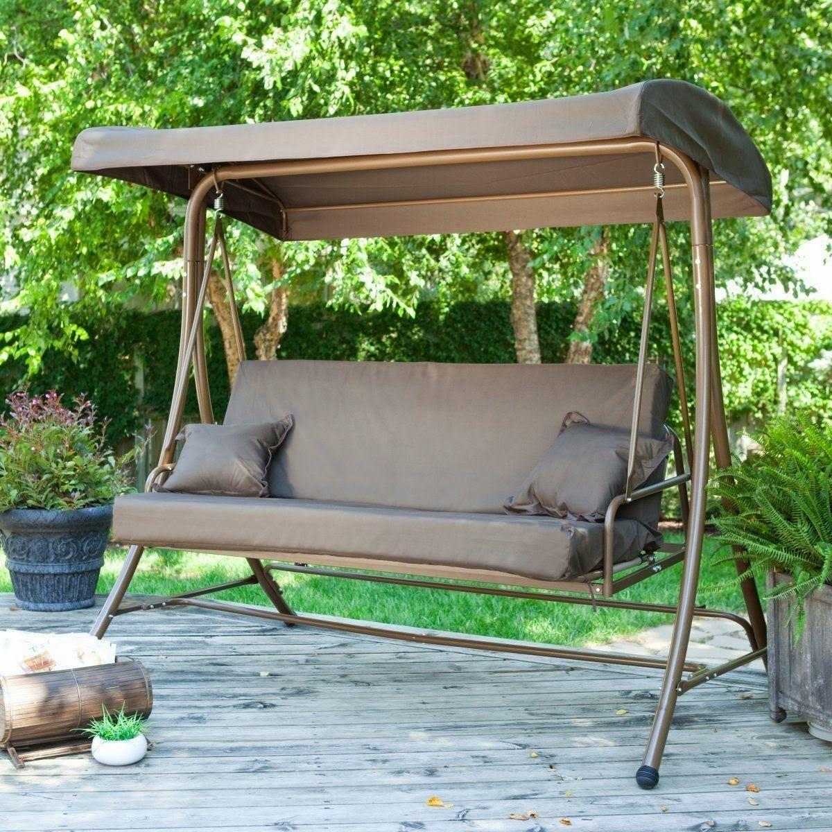 Outdoor Patio Swings Canopy Instant Knowledge