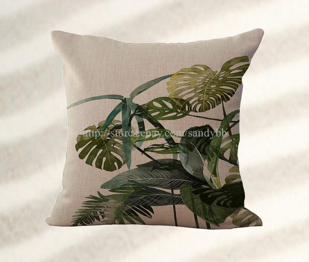 Outdoor Replacements Decorative Pillow Cover Cushion