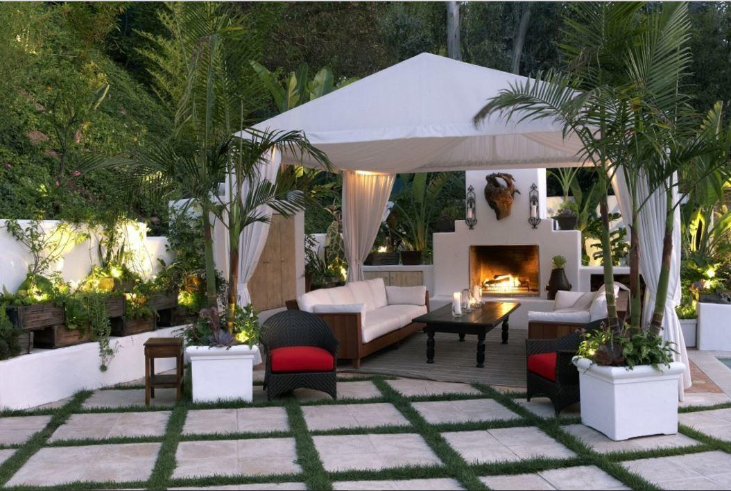 Outdoor Seating Ideas Patio