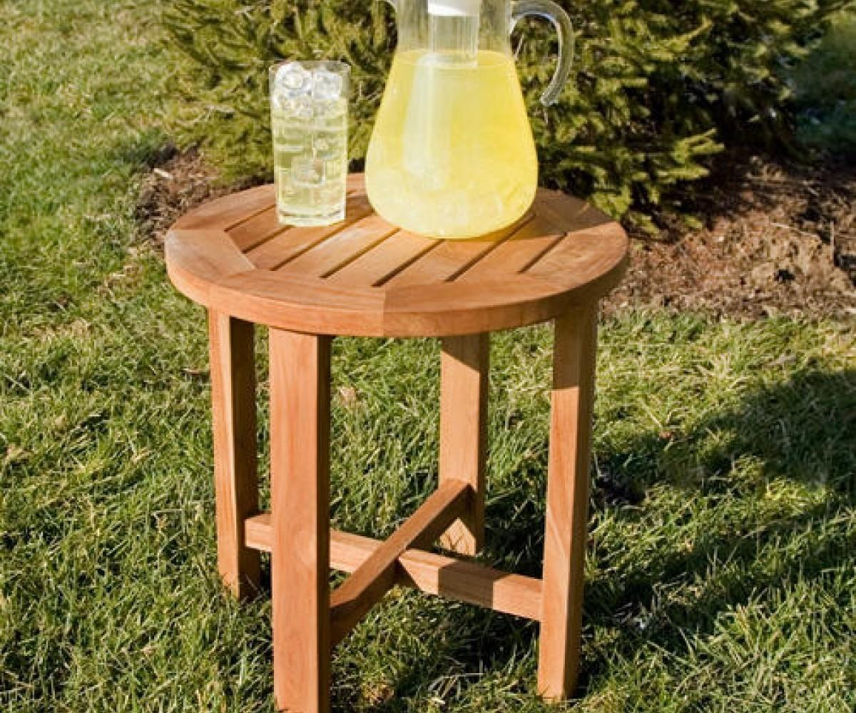 Outdoor Side Tables Australia Stylized