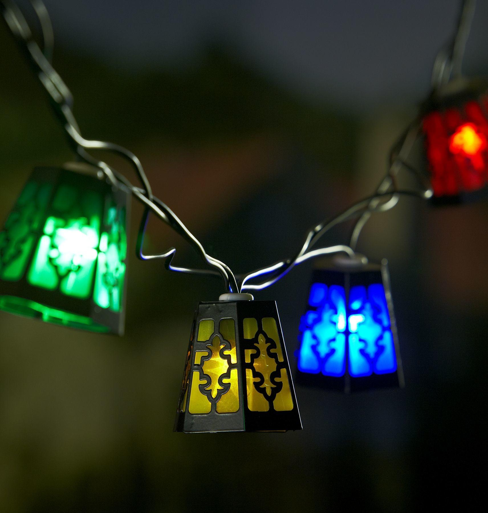 Outdoor String Lights Vintage Brightech Ambience Pro