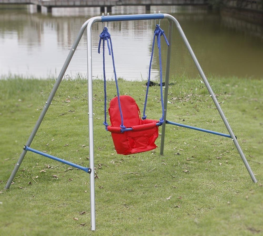 Outdoor Swing Set Year Old Furniture