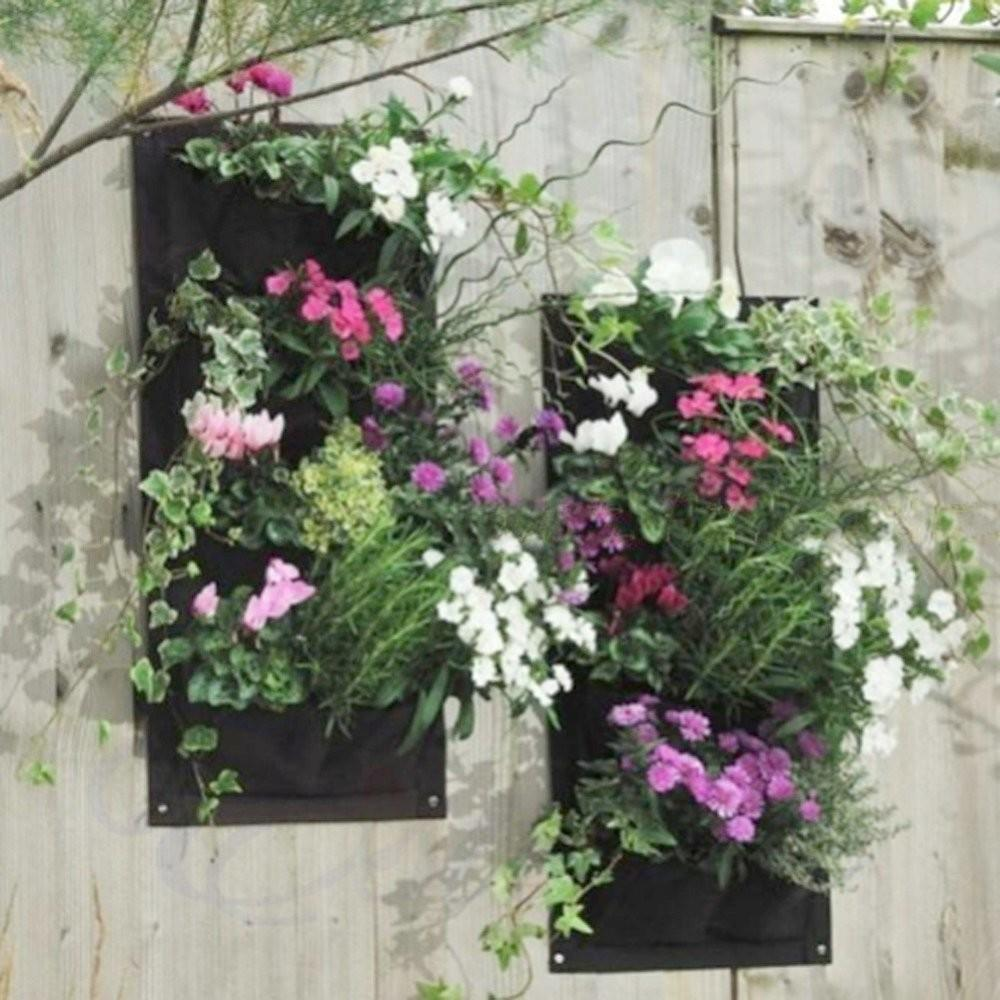 Outdoor Wall Mounted Planters New Pocket Indoor
