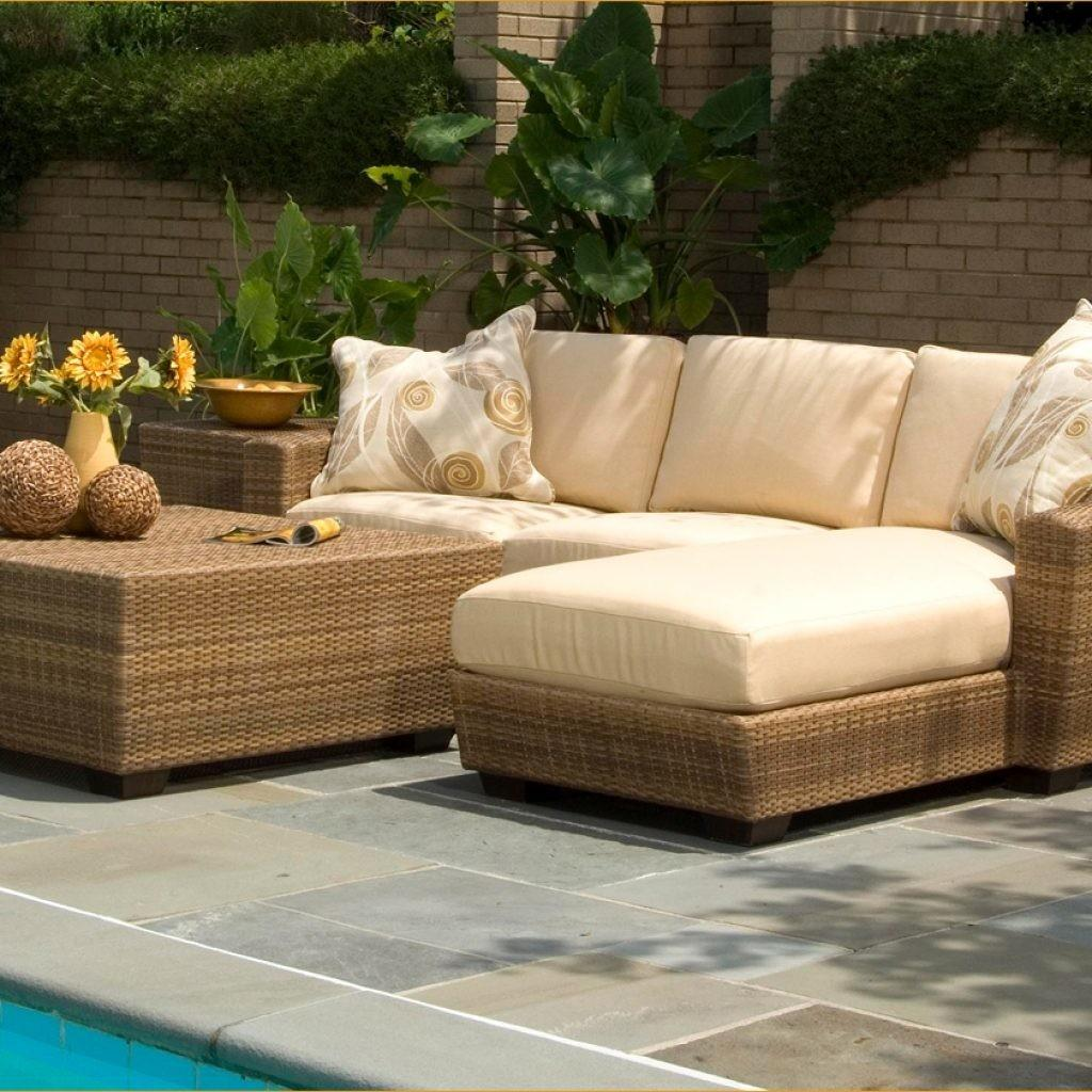 Outdoor Wicker Furniture Patio Productions High End