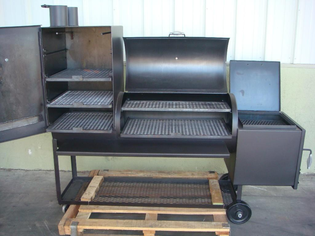 Outdoors Man Buiild Your Own Bbq Smoker
