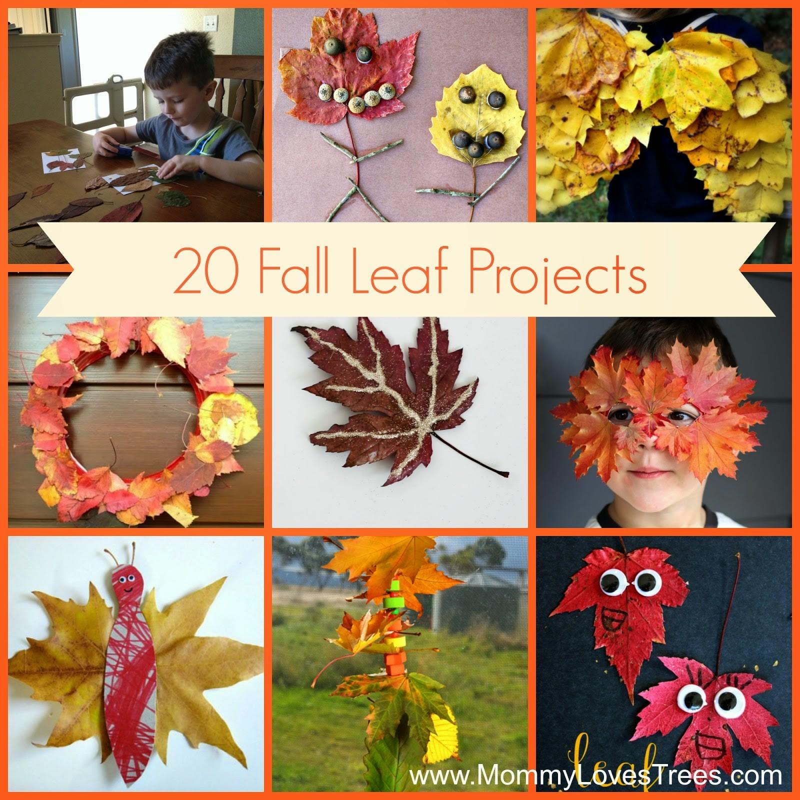 Outdoorsmom Nature Walk Art Projects Using Fall