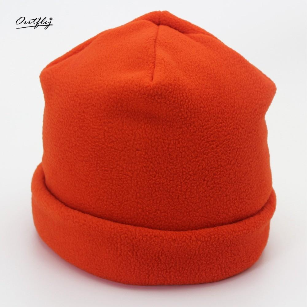 Outfly Outdoor Unisex Warm Hat Autumn Winter Knitted
