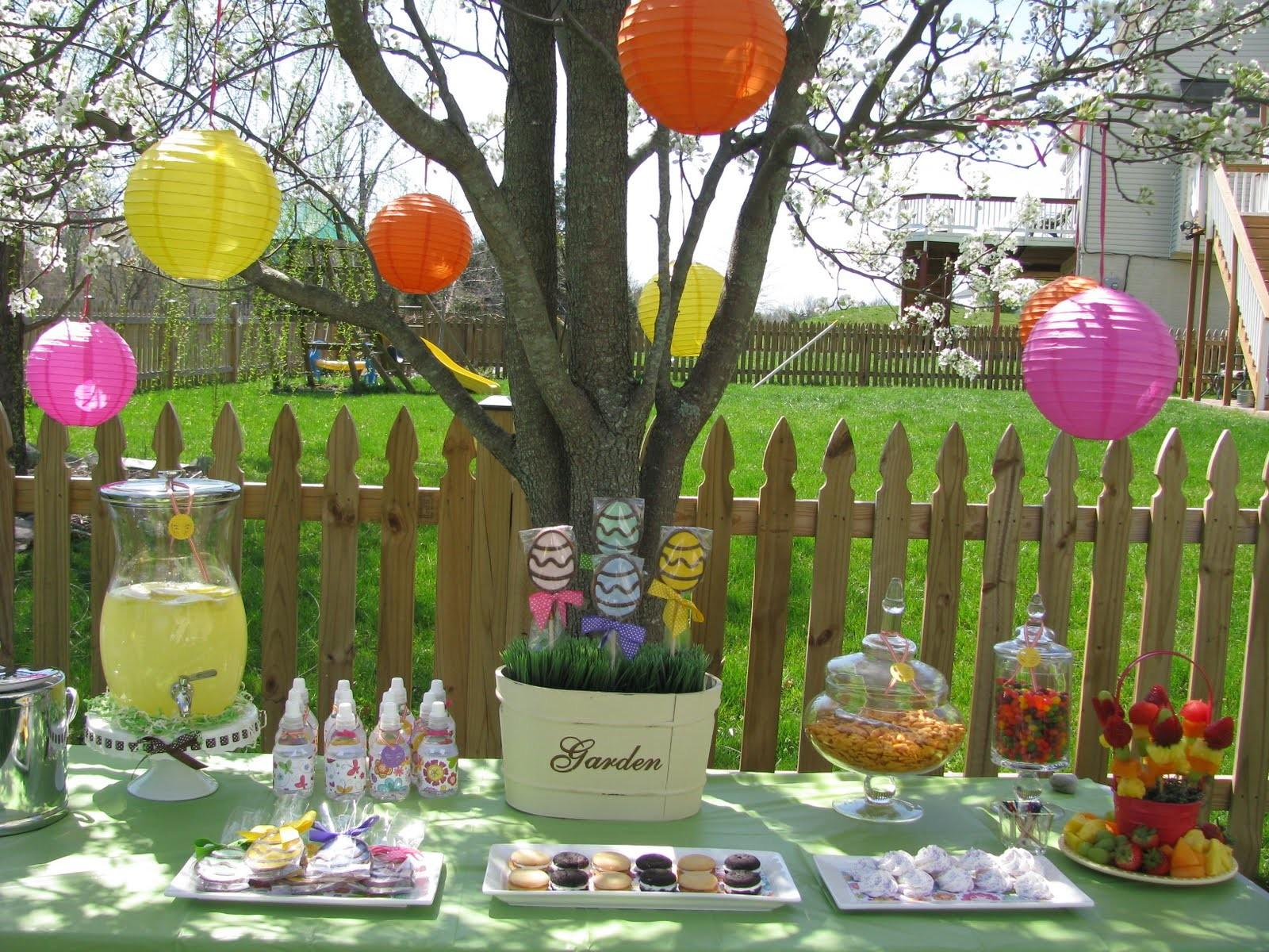Outside Easter Decorations
