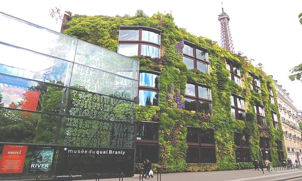 Outstanding Examples Sustainable Design Around