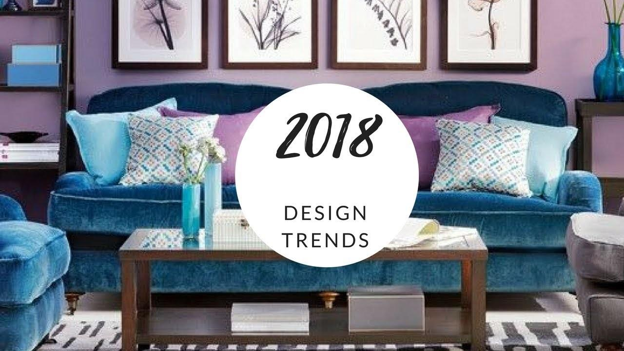 Outstanding Living Room Design Trends 2018 Ideas
