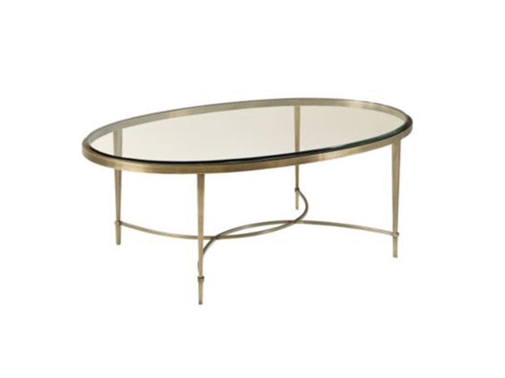 Oval Glass Coffee Tables