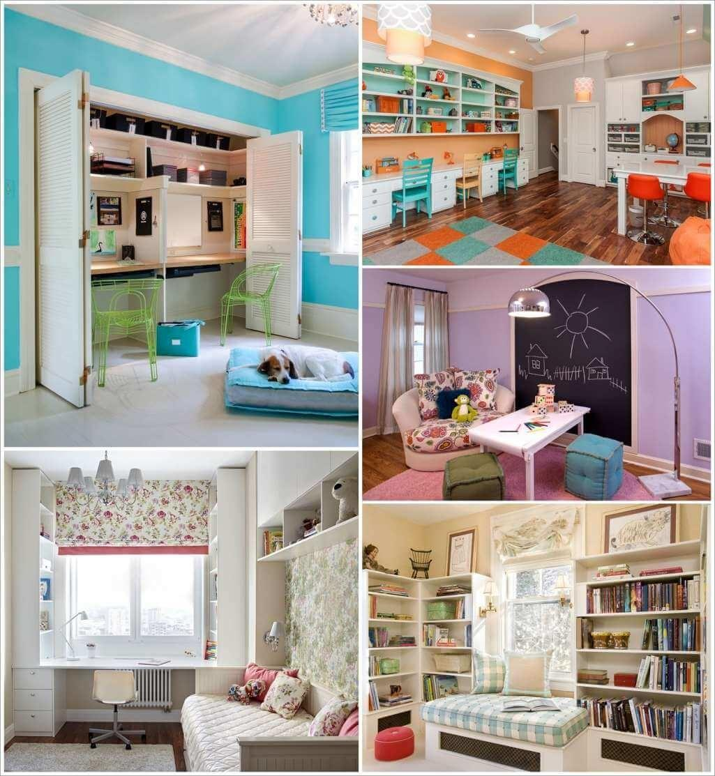Over Cool Kids Study Space Design Suggestions