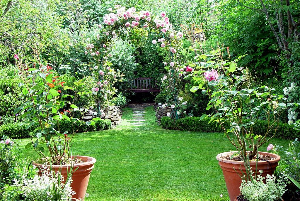 Overview English Garden Design Interior