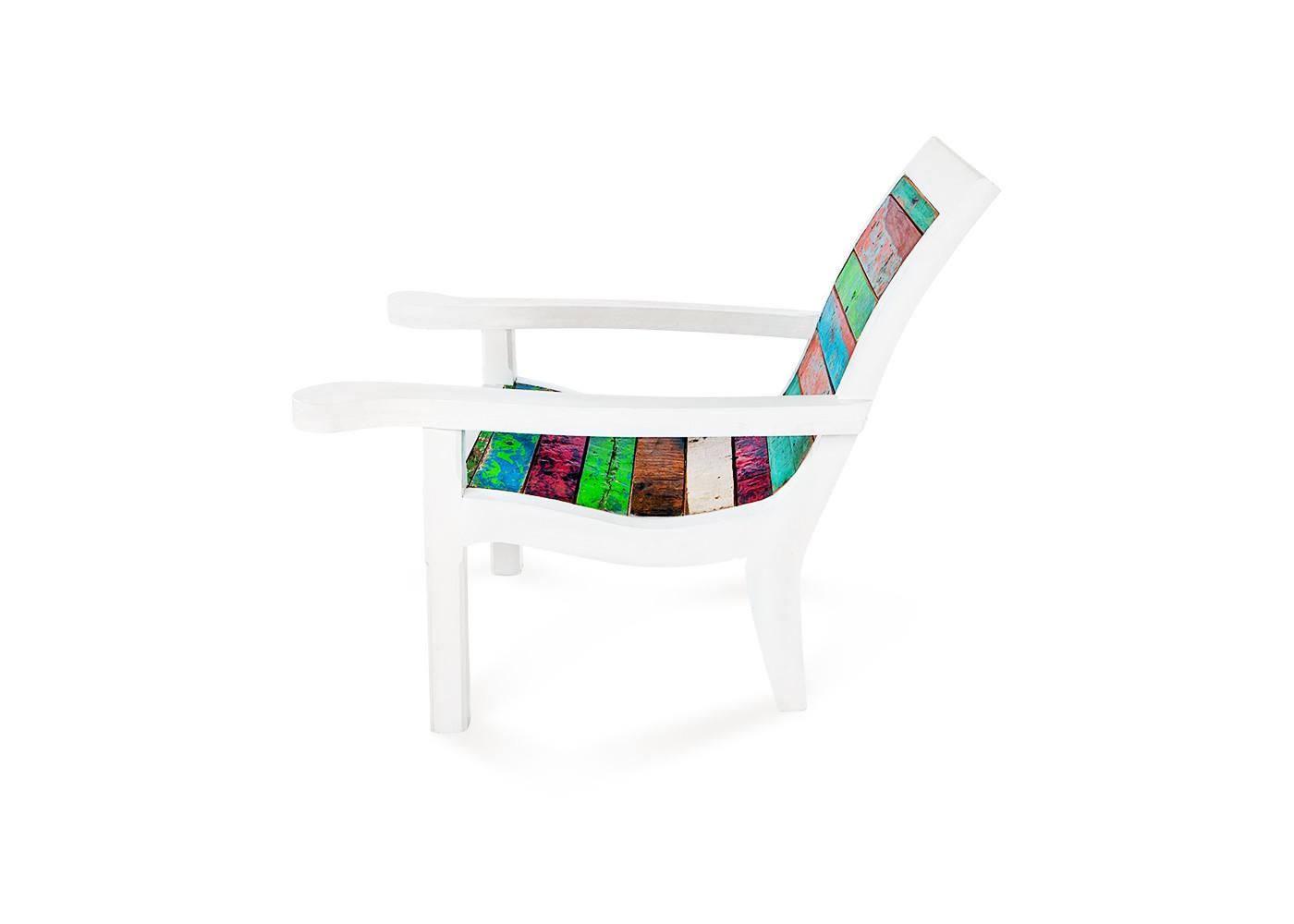 Pacific Bliss Chair Ecochic Lifestyles Reclaimed Wood