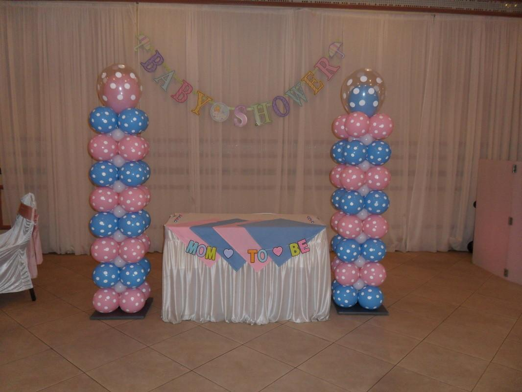 Pacifier Balloons Cake Ideas Designs