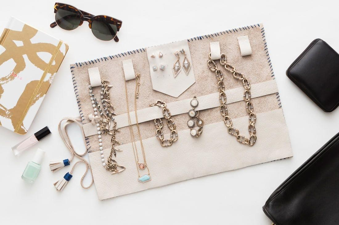 Pack All Your Favorite Pieces Diy Travel Jewelry