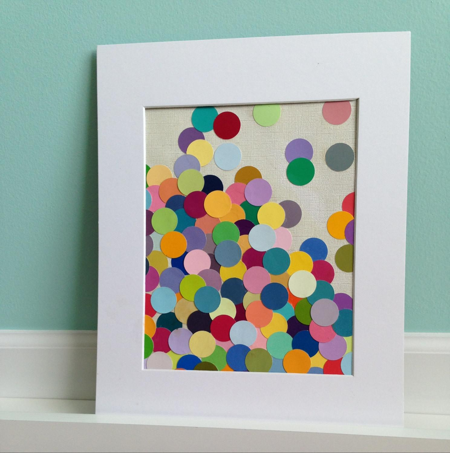 Paint Chip Art 221 Upcycling Ideas Blow Your