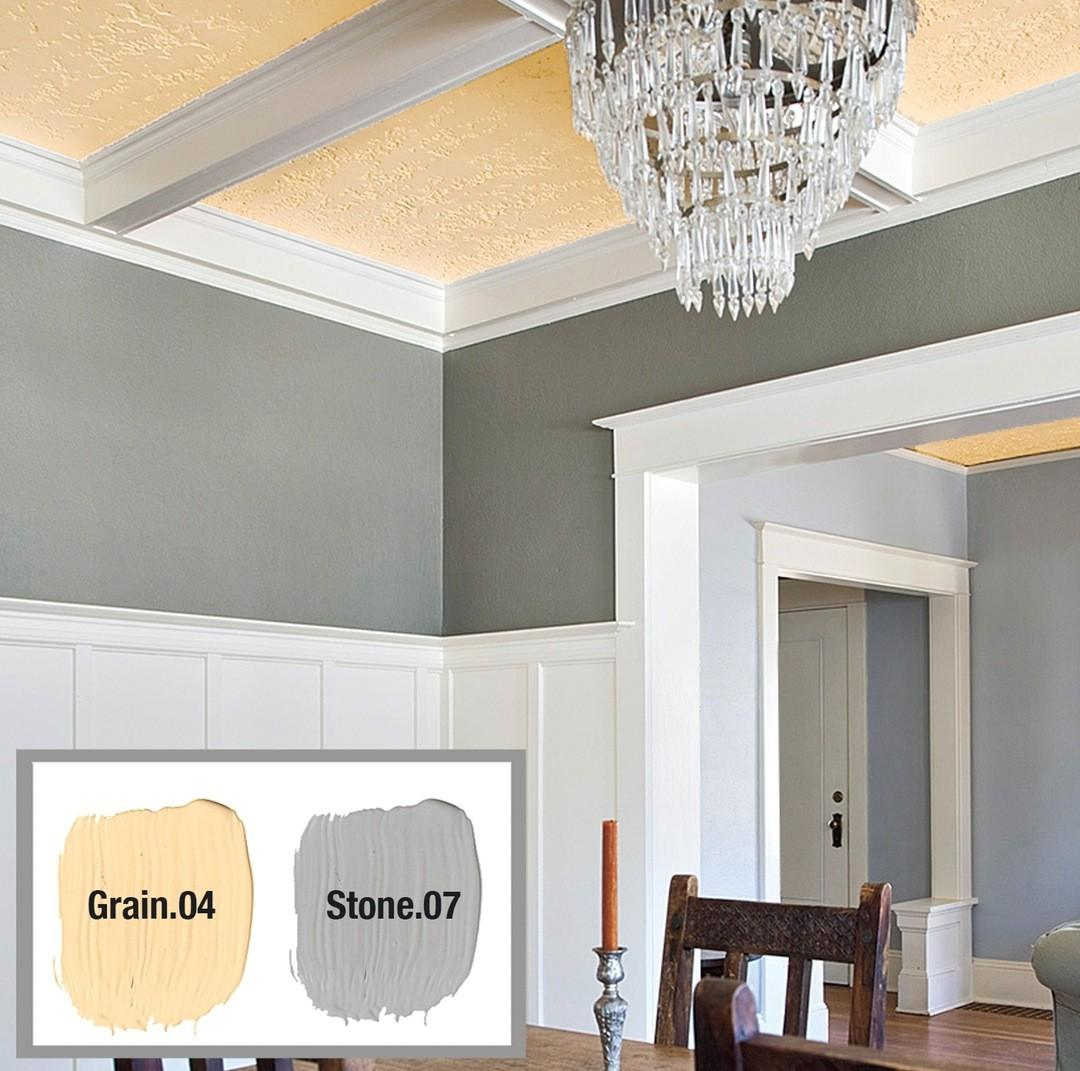 Paint Color Highlight Annie Sloan Provence Painted