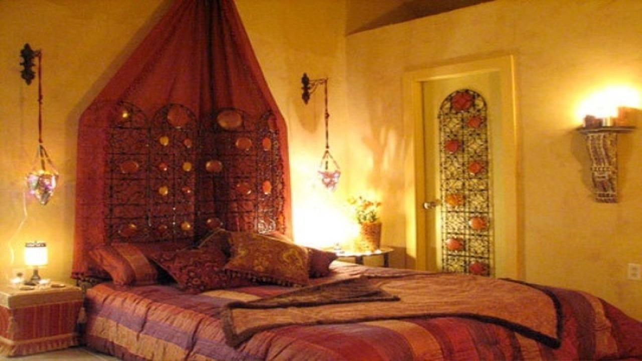 Paint Designs Bedrooms Moroccan Bedroom Design Ideas