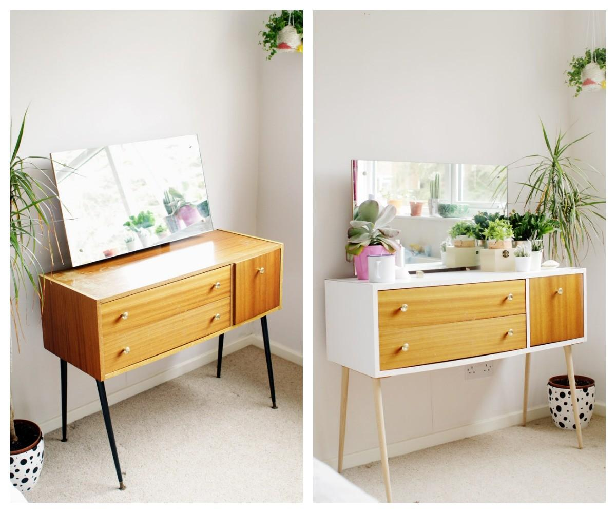 Paint Furniture Makeover