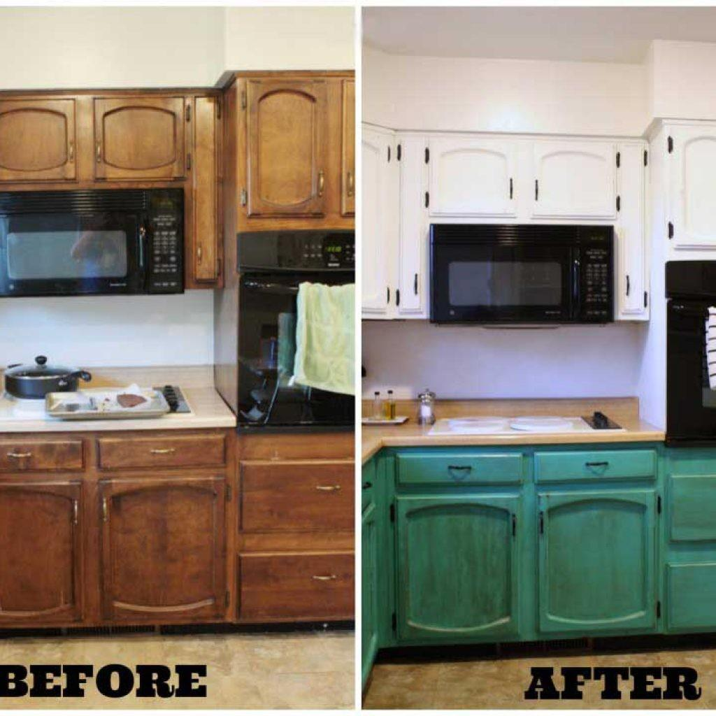 Paint Old Kitchen Cabinets 100 Painting