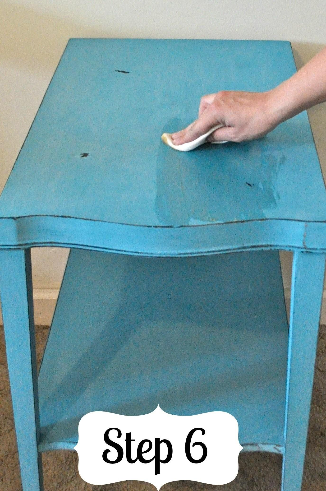 Paint Old Tables Diy Projects Craft Ideas