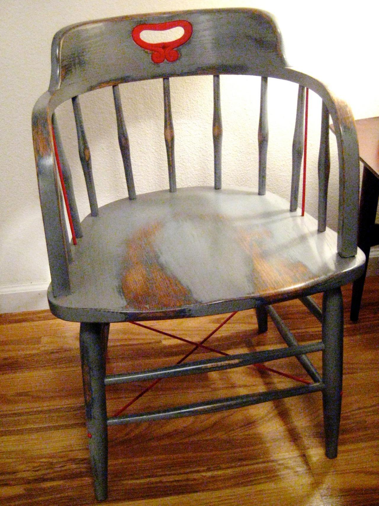 Paint Wood Furniture Aged Look Tos Diy