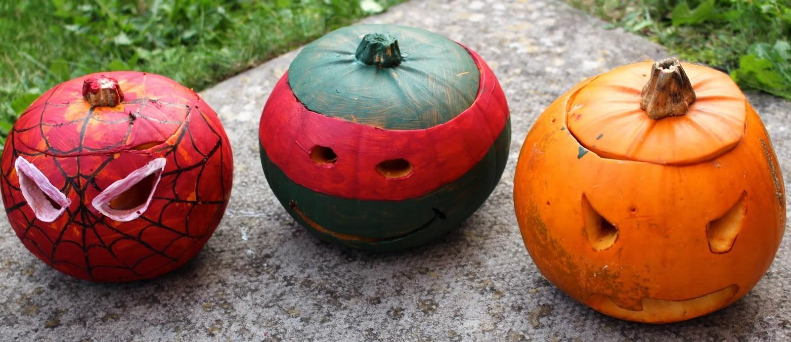 Painted Pumpkin Ideas Halloween Pumpkins