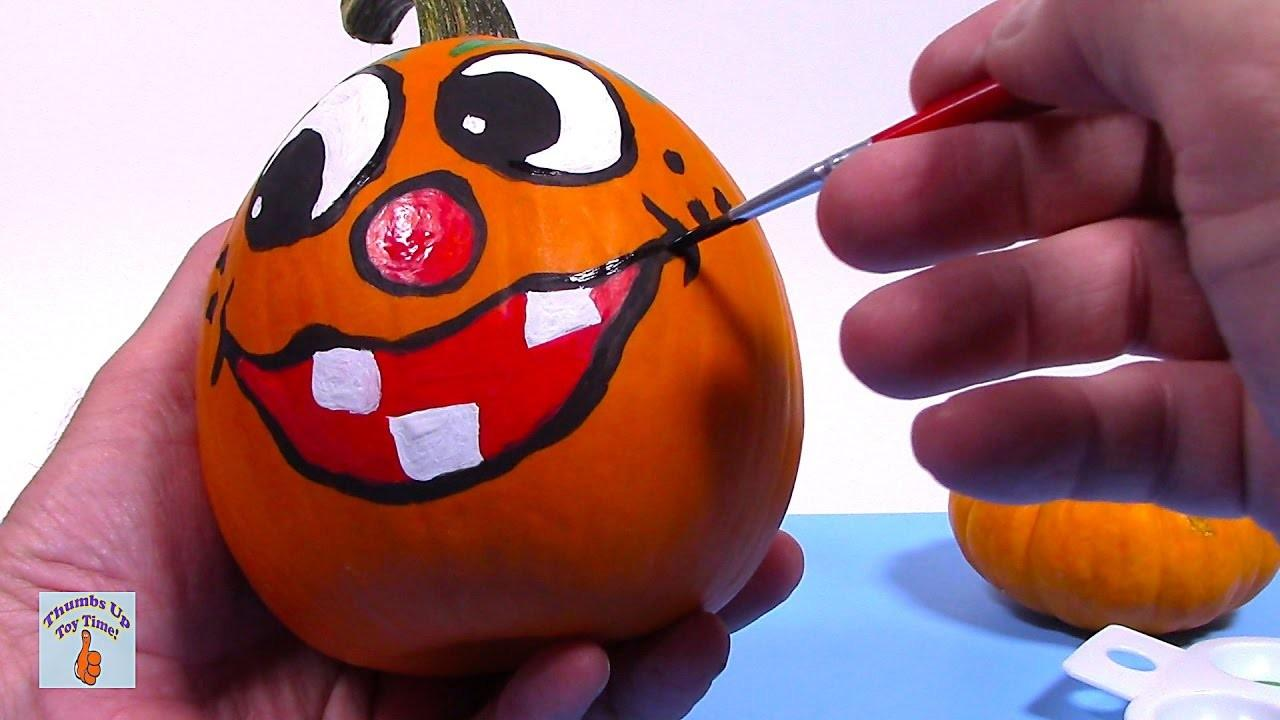 Painted Pumpkins Pumpkin Painting Ideas
