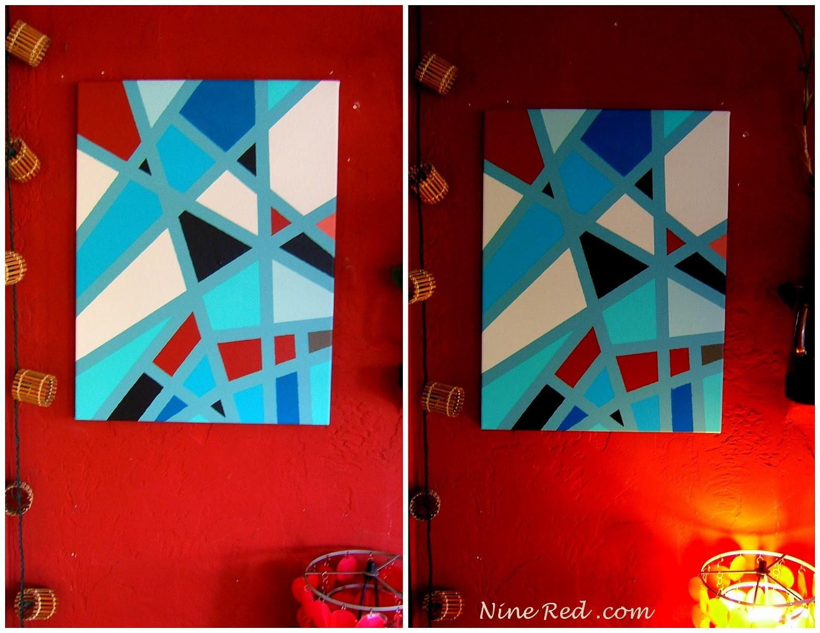 Painters Tape Designs Home Painting Ideas Plans