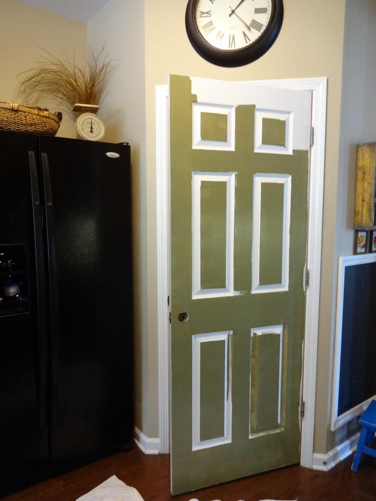 Painting Interior Doors Retractable Phantom Screens New