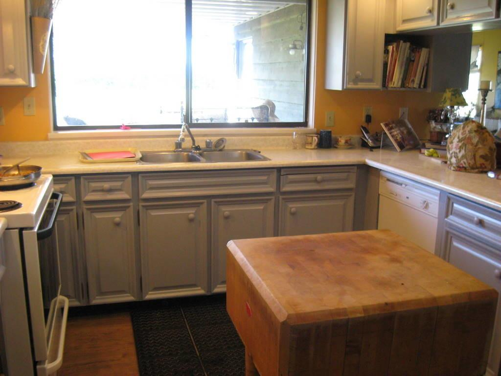 Painting Kitchen Cabinets Bel Occhio