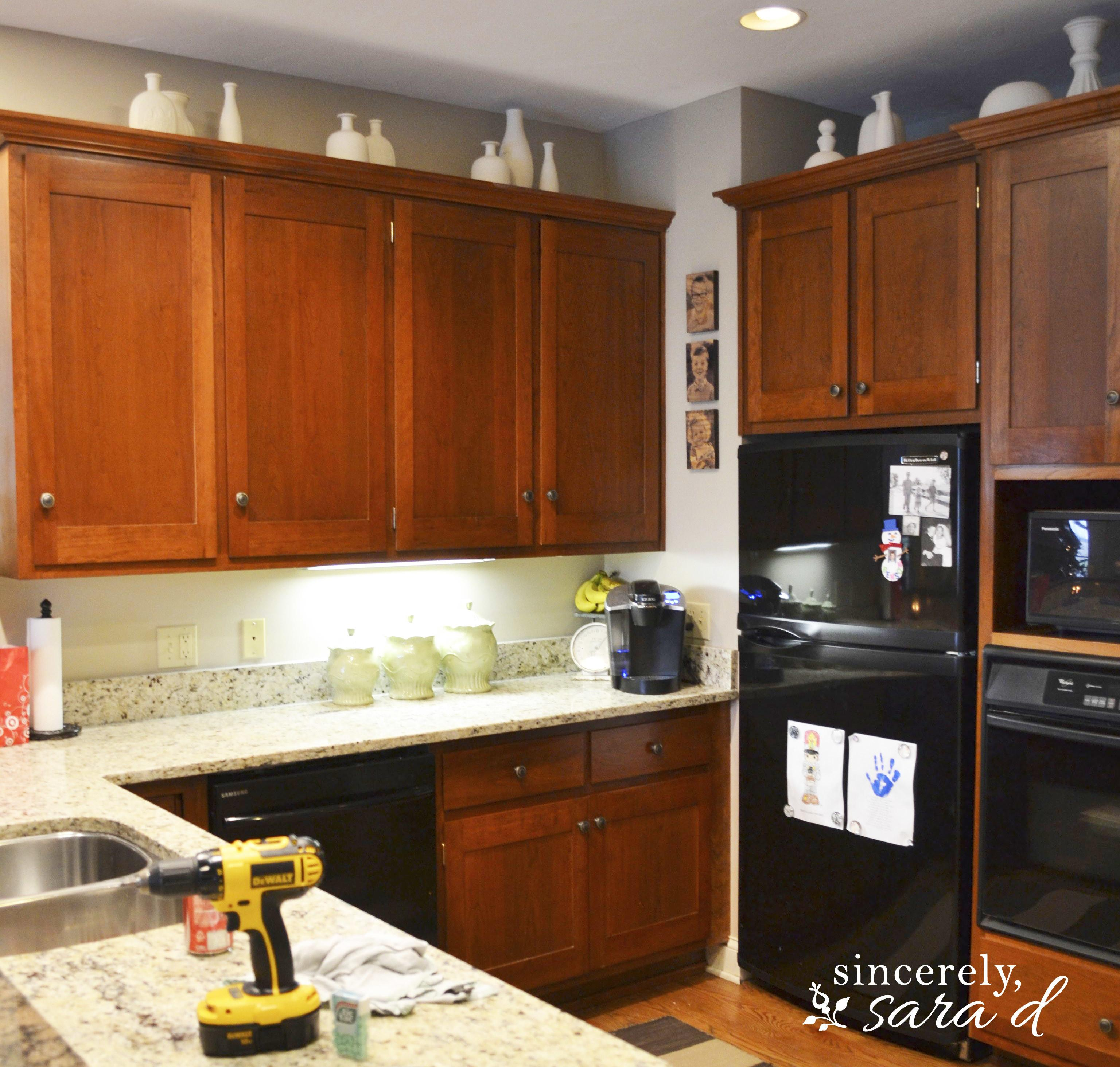 Painting Kitchen Cabinets Painted