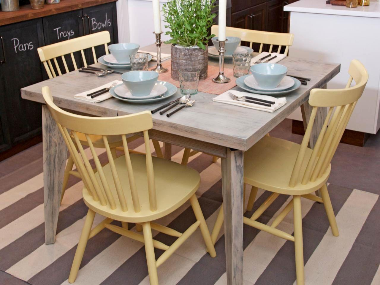 Painting Kitchen Table Design Smith