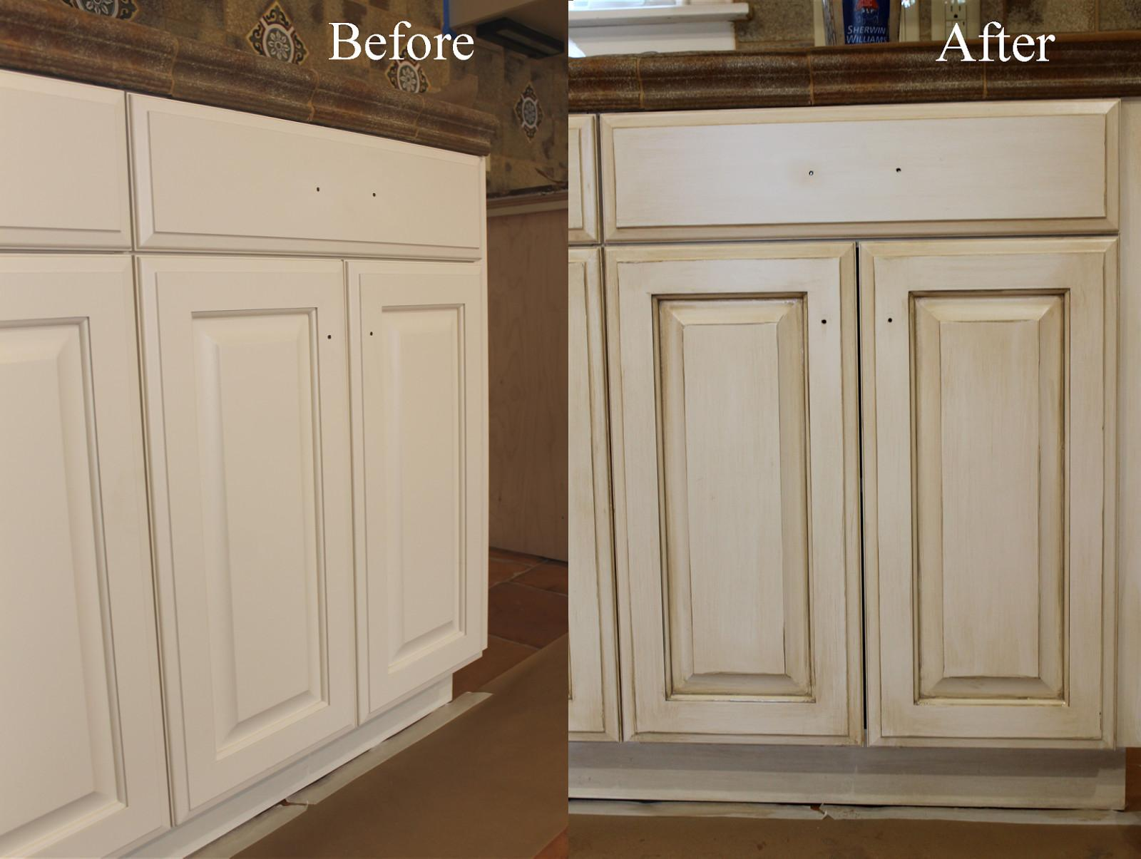Painting Techniques Kitchen Cabinets Alkamedia
