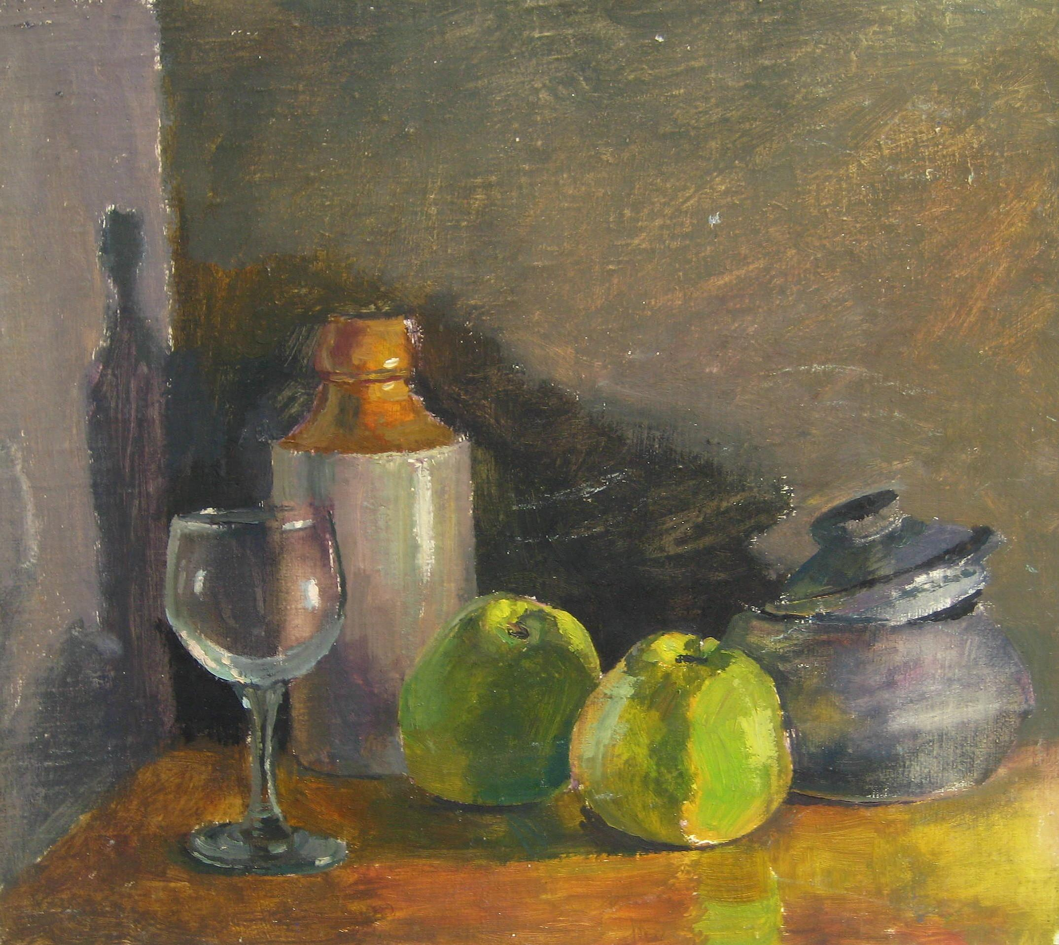 Paintings Still Life Christopher Alexander Artist Arca