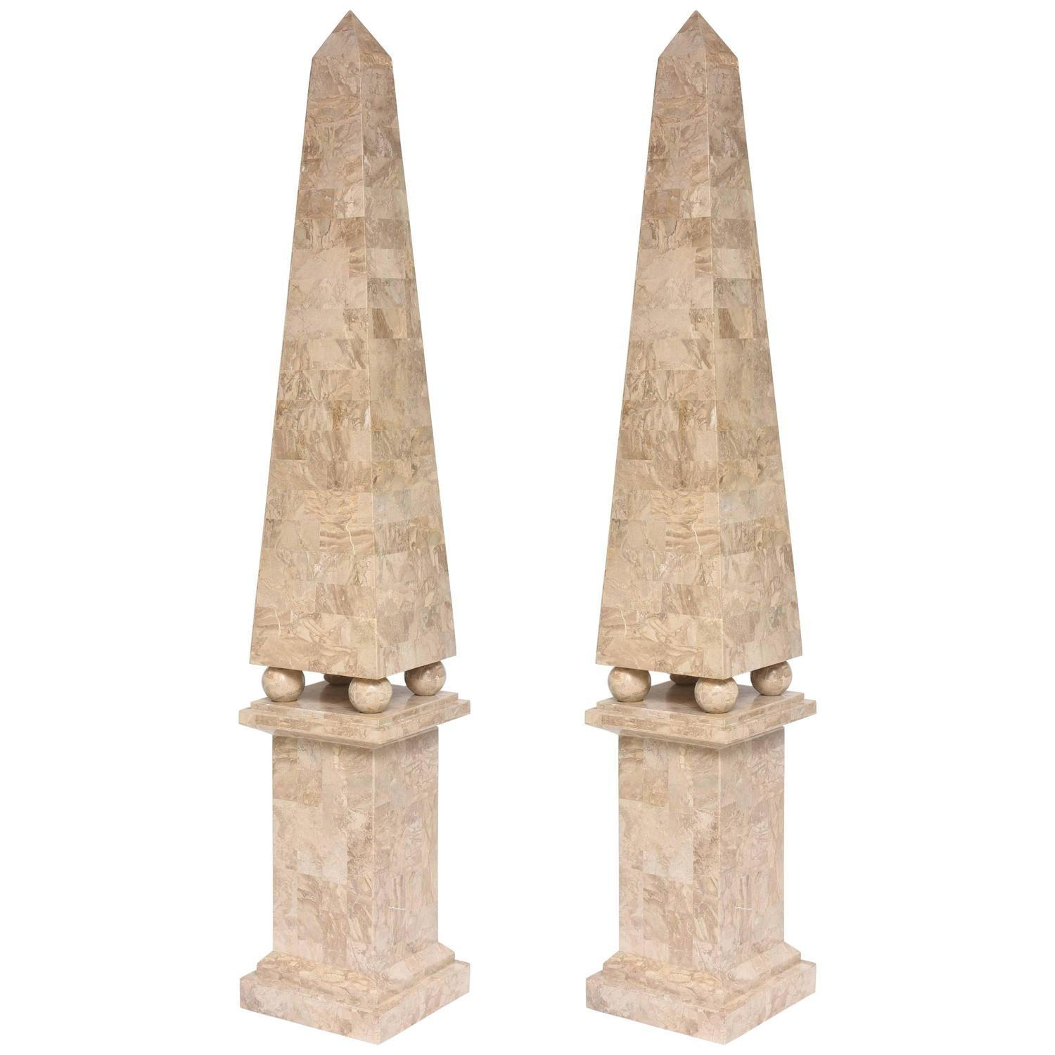 Pair Neoclassical Large Scaled Maitland Smith Style