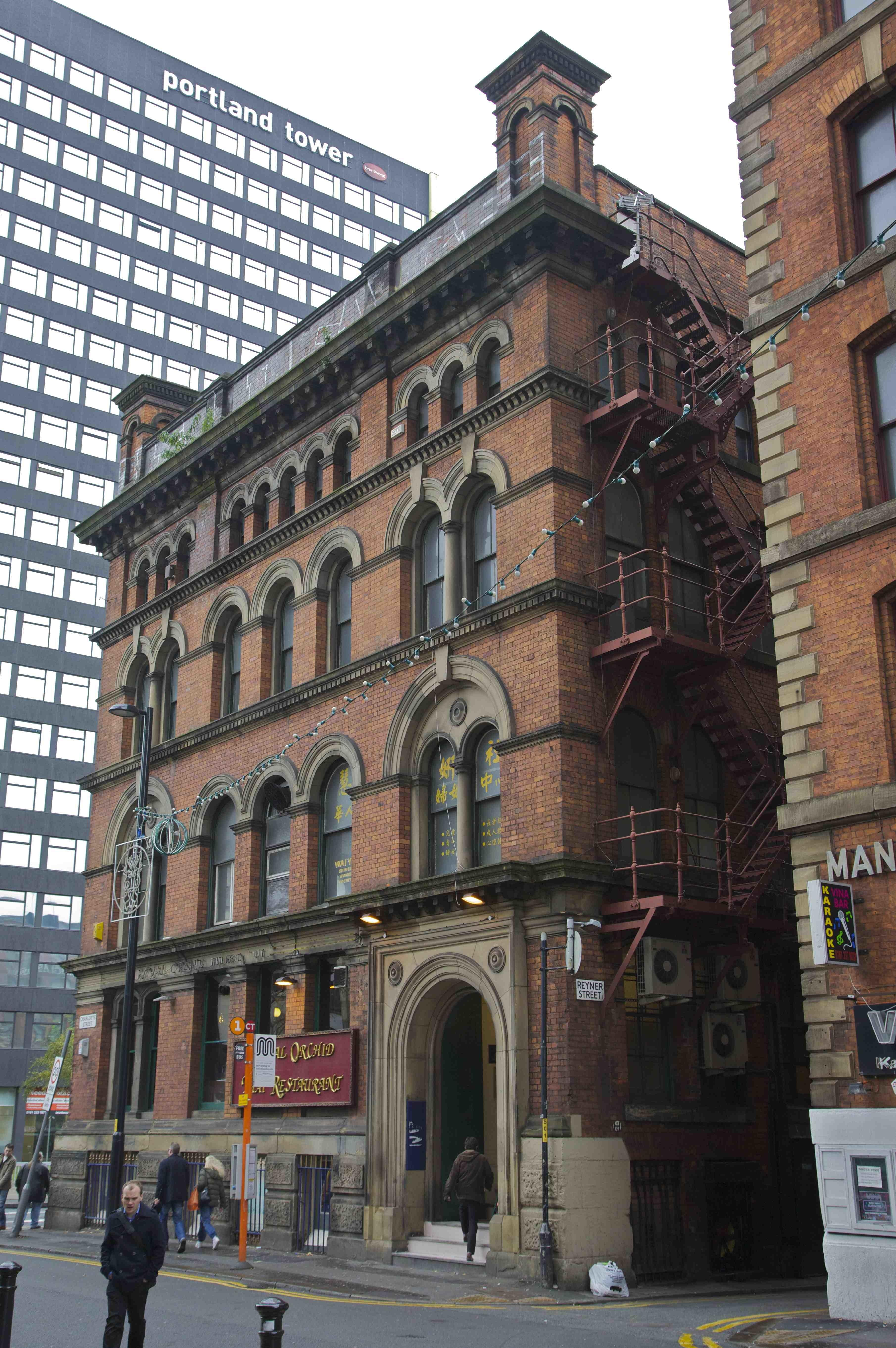 Palaces Commerce Manchester Victorian Warehouses