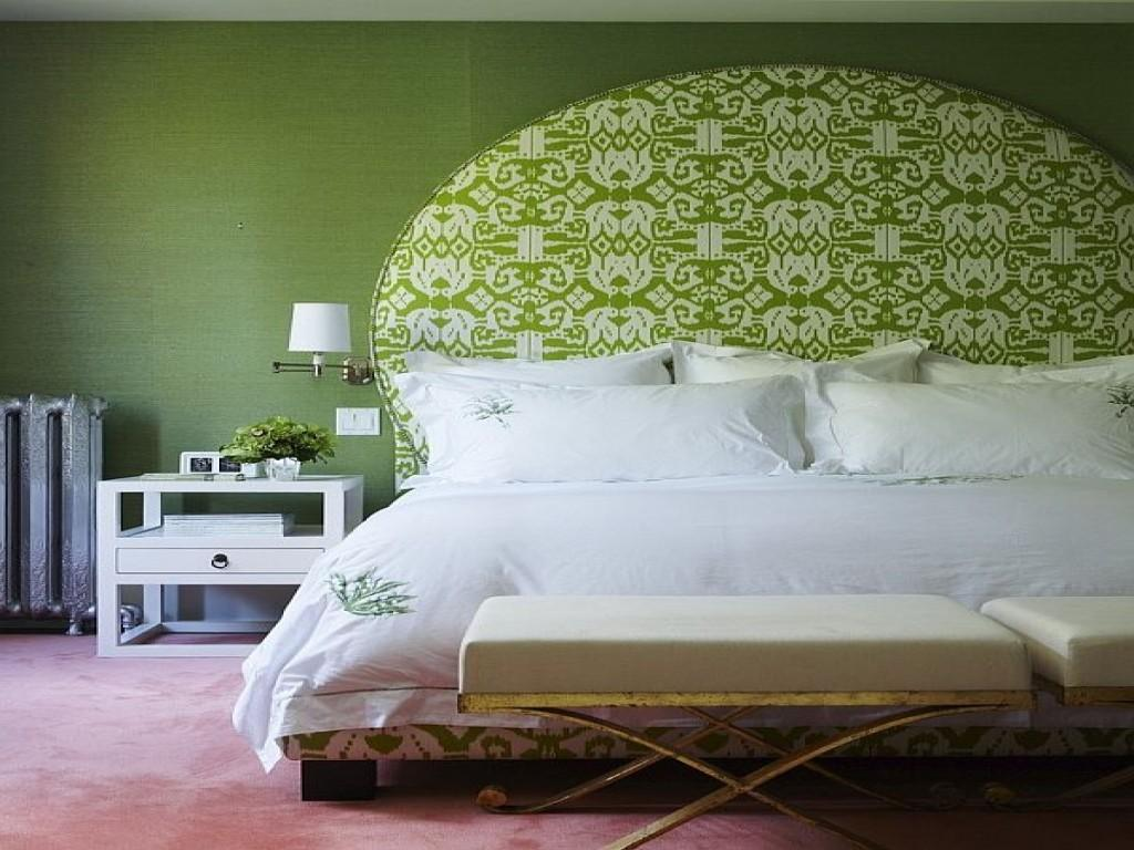 Pale Yellow Bedroom Ideas Unique Headboards Green