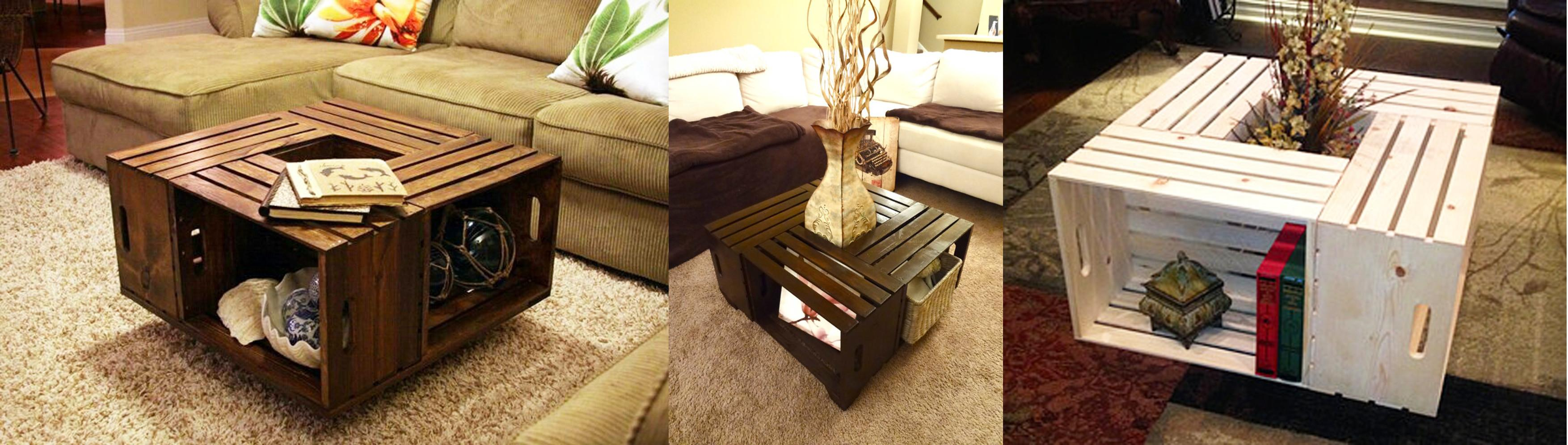 Pallet Coffee Table Diy Cheap Creative Furniture