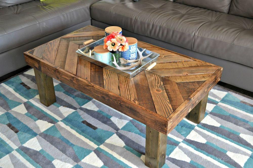 Pallet Coffee Tables Look Way Too Good Diy