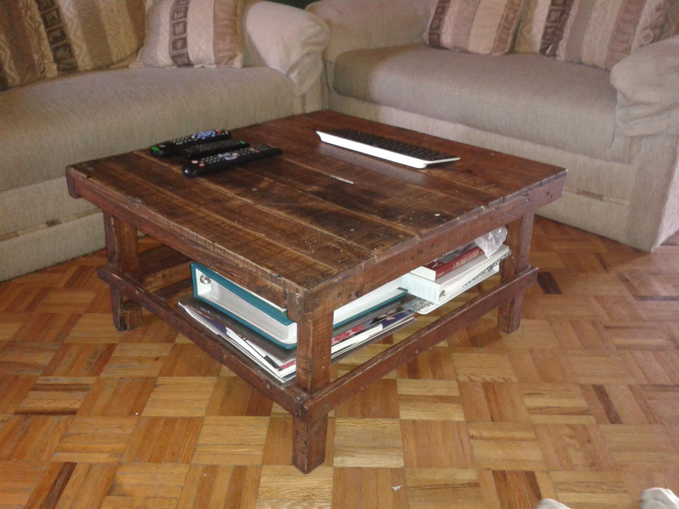 Pallet Furniture Living Room