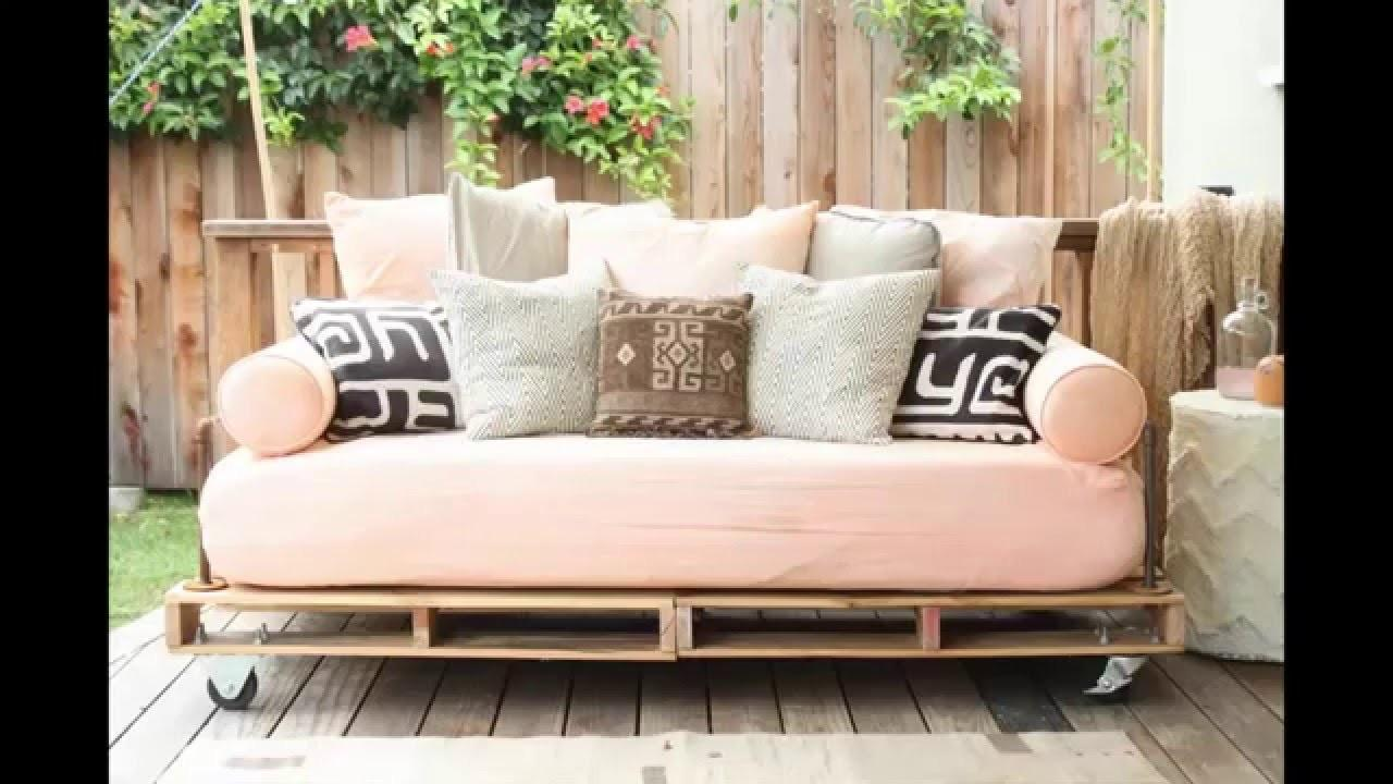 Pallet Sofa Cushions Living Room Thesofa