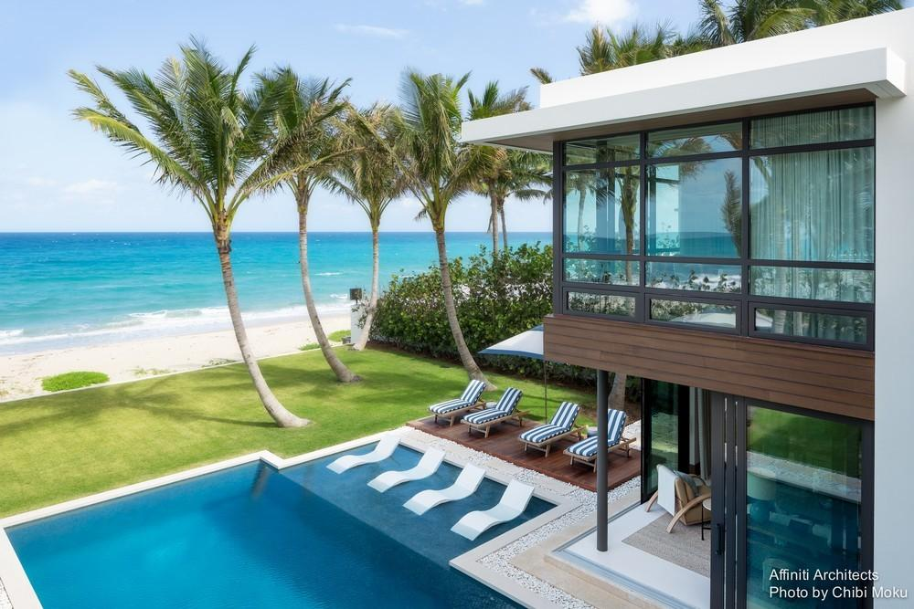 Palm Beach Oceanfront House Florida Architect