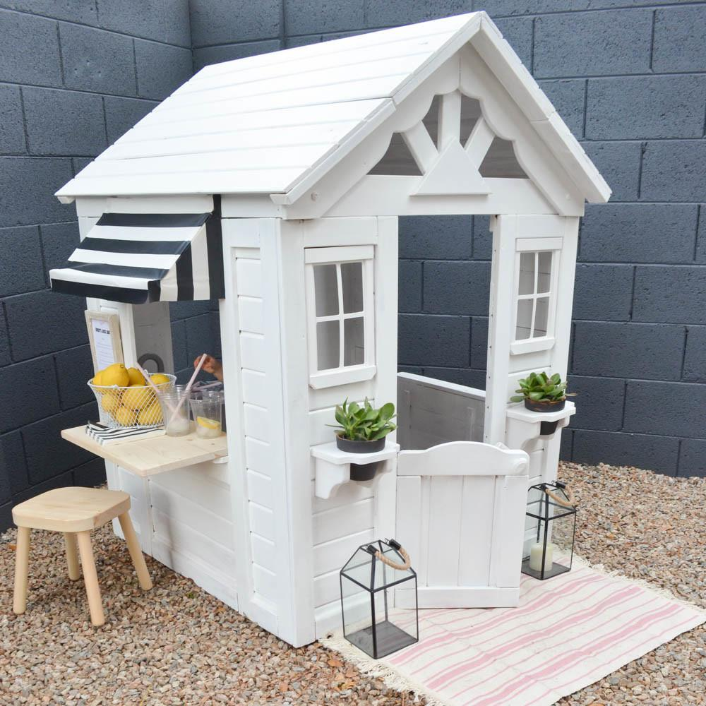 Palm Springs Inspired Playhouse Make Want