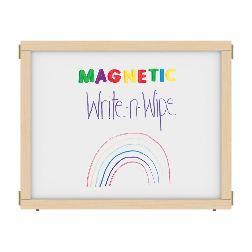 Panel Height Wide Magnetic Write Wipe