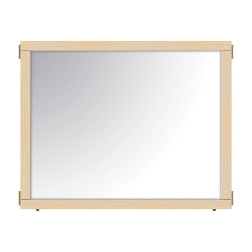 Panel Height Wide Mirror